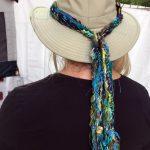 Wearable art accessory