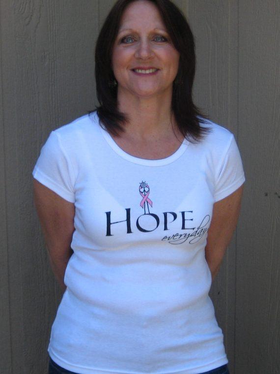 Hope Everyday - T-shirt
