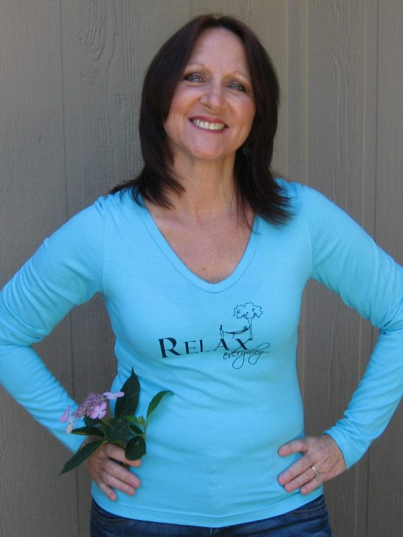 Relax Everyday - Long sleeved tee